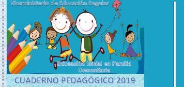CUADERNO PEDAGOGICO NIVEL INICIAL | MINEDU【2019】