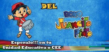 Pago del Bono Juancito Pinto〖2019〗