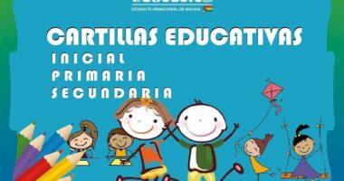 Cartilla Pedagógica del Nivel Primario y Secundario