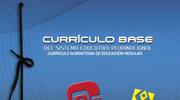 curriculum base del sistema educativo boliviano